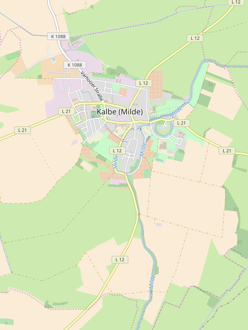 map kalbe